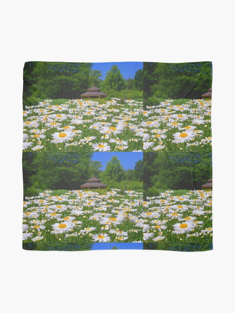 Alternate view of Pushing Up Daisies Scarf