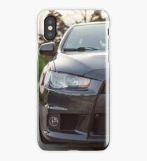 Evo X iPhone Case/Skin