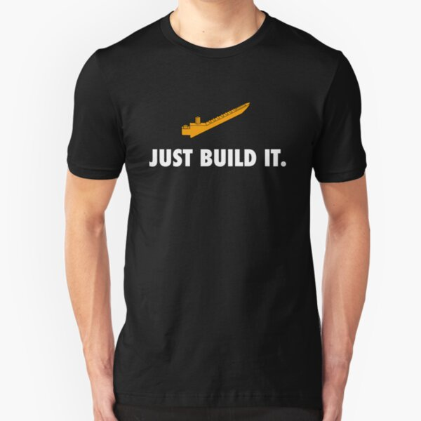 Just Build It Slim Fit T-Shirt