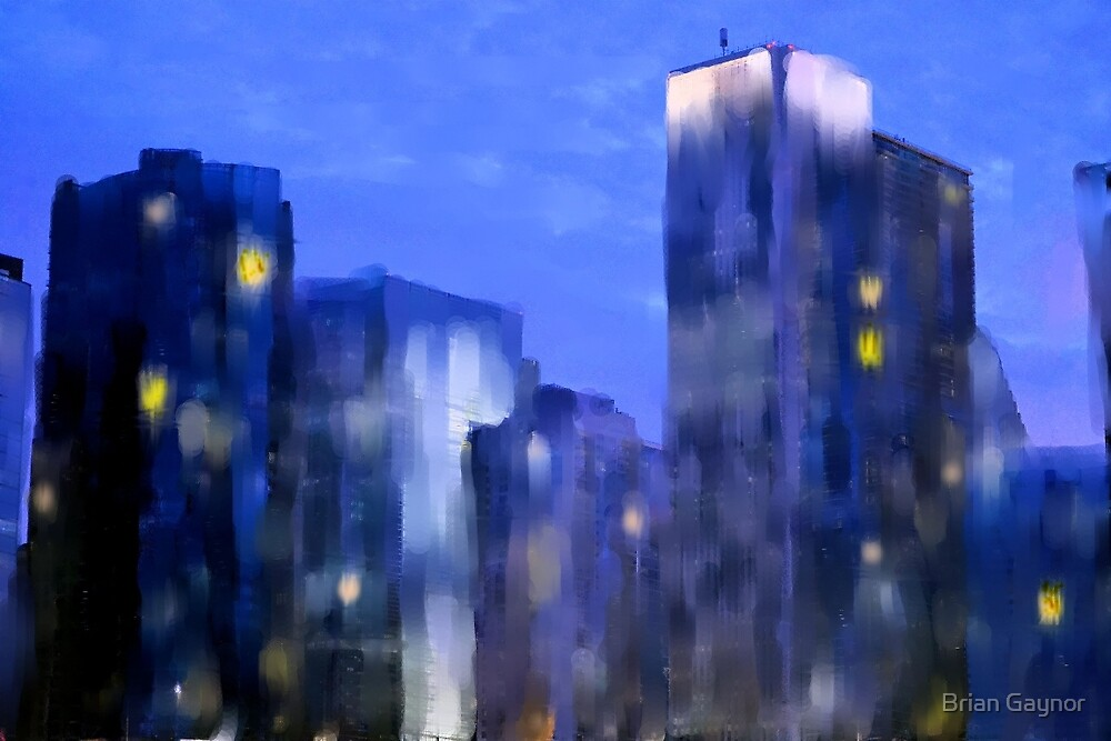 Expressions of the City by Brian Gaynor