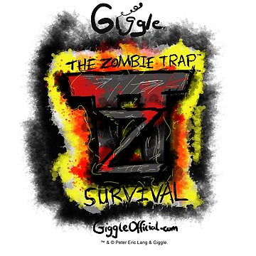 The Zombie Trap Survival | Giggle Merch by GiggleOfficial