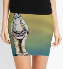 Lenny Izman Mini Skirt