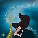 «Mermay Sad Mermaid» de itzmooncast