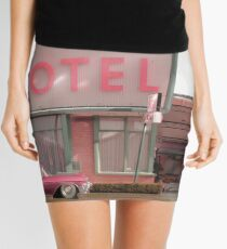 Cadillac Motel Mini Skirt
