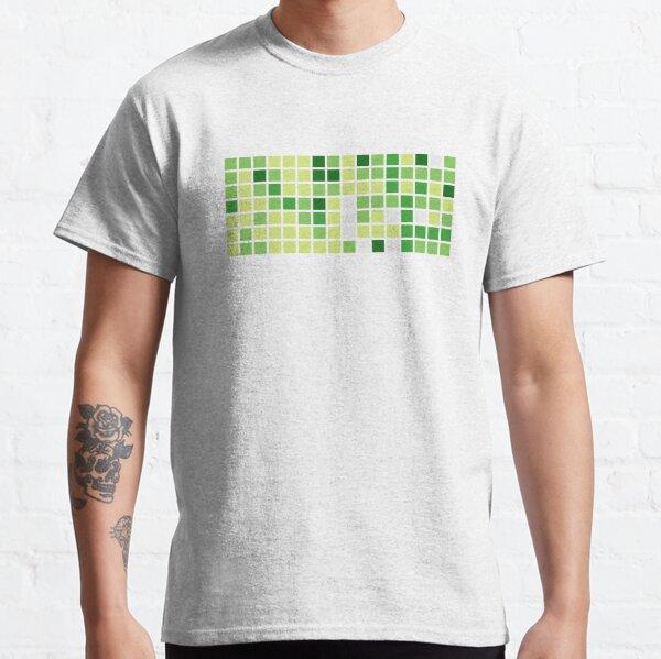 Contribuciones de Github (sin texto) Camiseta clásica