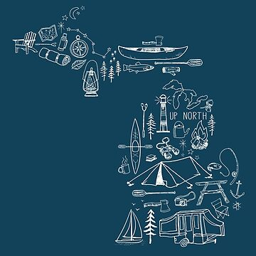 Michigan Outdoor Collection by GreatLakesLocal