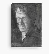 Sean Pertwee Canvas Print