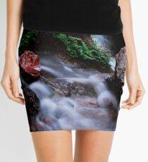 Thermal Cascades Mini Skirt