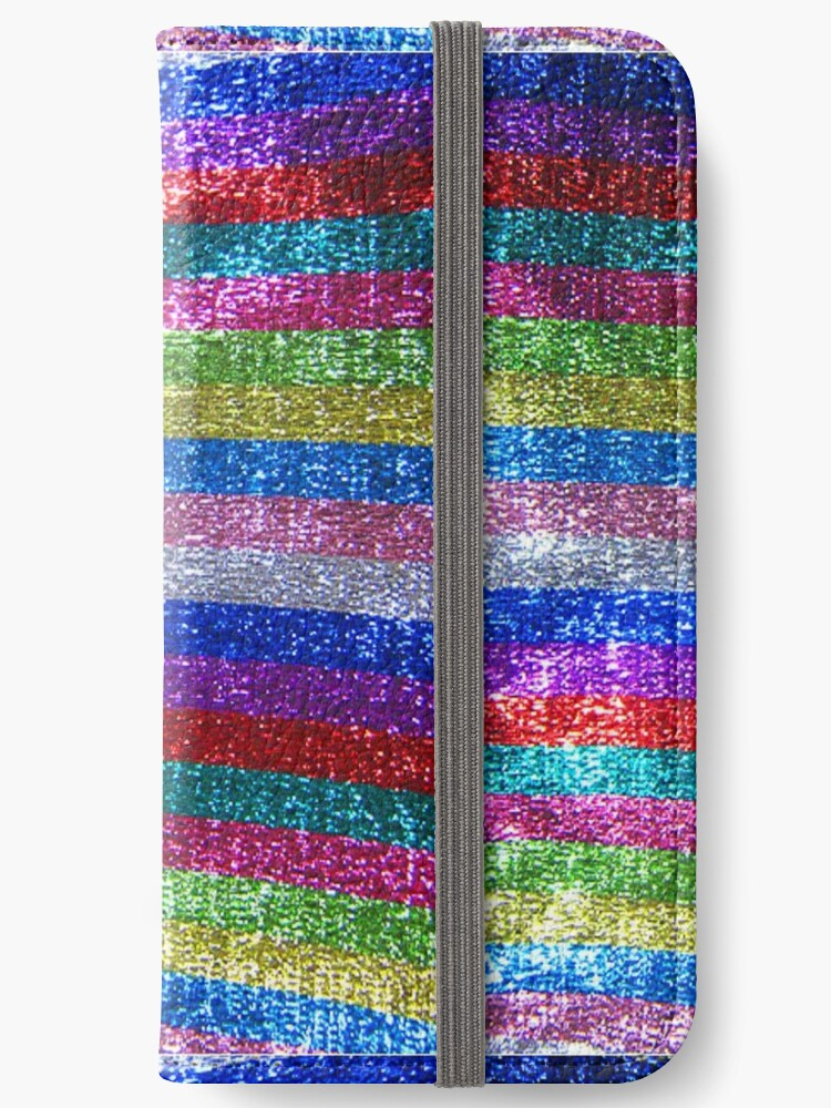 Look A Like Print Rainbow Glitz and Glitter by Delights