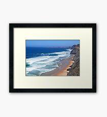 Algarve Beach, Portugal Framed Print