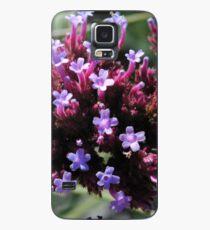 Tiny Purple Flowers Case/Skin for Samsung Galaxy