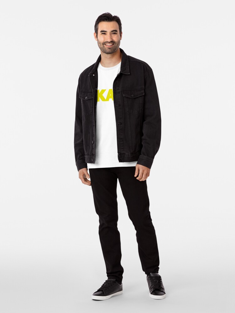 Alternate view of skam  Premium T-Shirt