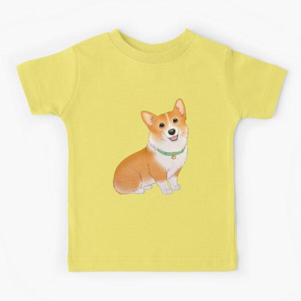 Pembroke Welsh Corgi Kids T-Shirt