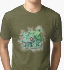 """So you chose the grass type!"" Tri-blend T-Shirt"