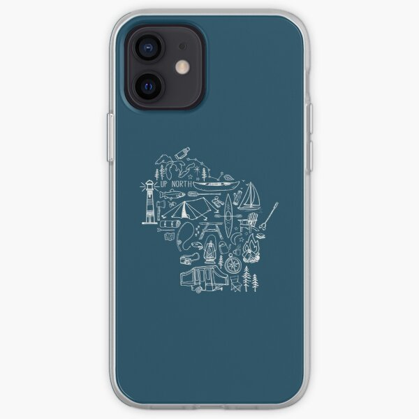 Wisconsin Outdoor Collection iPhone Soft Case