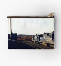 Railroad Locomotive Conrail  Studio Pouch
