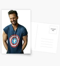 Chris Evans 1 Postcards