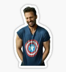 Chris Evans 1 Sticker