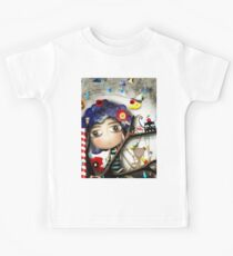 I am feeling a little peculiar - RUTH FITTA-SCHULZ ART 2018 Kids Tee