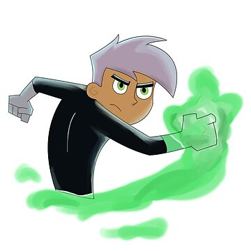 Danny Ghost Ray by dannphan29