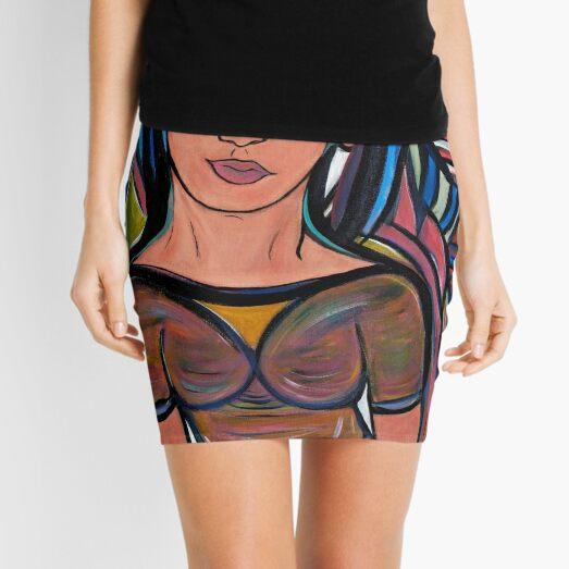 la griega seductora Mini Skirt