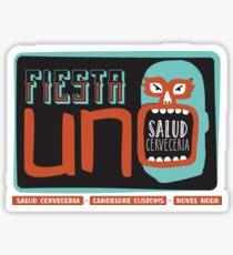 FIESTA UNO Sticker