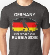 Germany Team World Cup 2018 Unisex T-Shirt