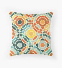 Bauhaus Geometric Floor Pillow