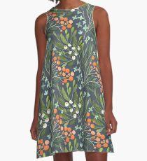 Summer Night A-Line Dress
