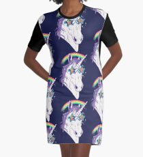Be You Graphic T-Shirt Dress