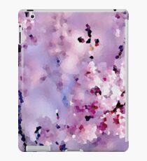 Cherry Blossom Abstract iPad Case/Skin