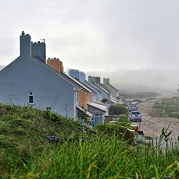 Heavy Fog Rolls in - Alderney by NeilAlderney