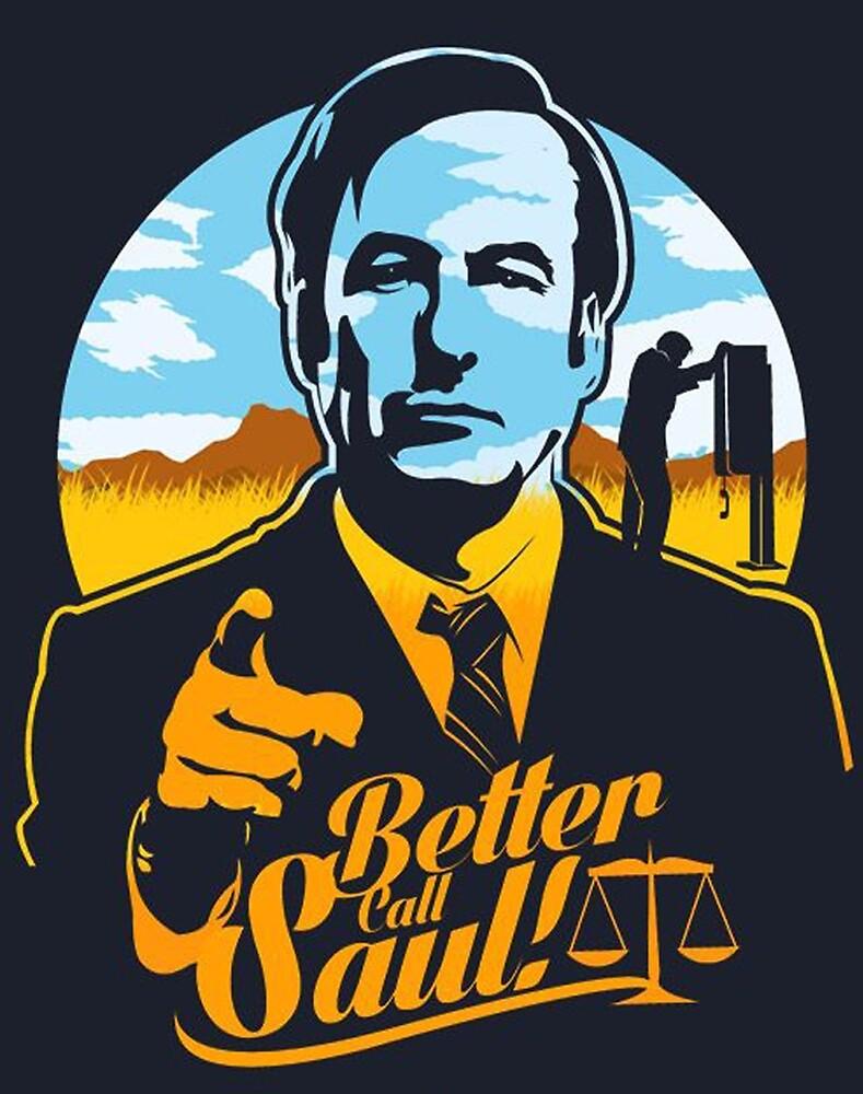 « Better Call Saul » par BenjiEasy