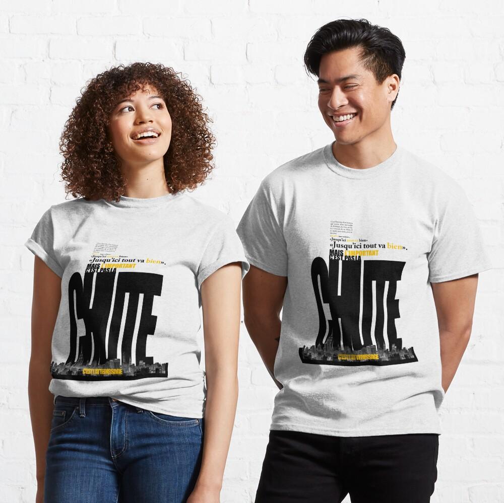 La Chute et l'Atterissage Classic T-Shirt