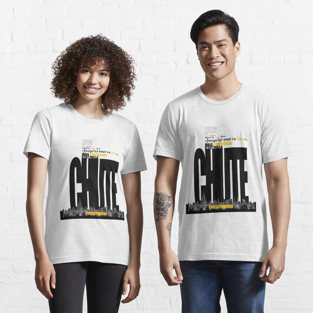 La Chute et l'Atterissage Essential T-Shirt