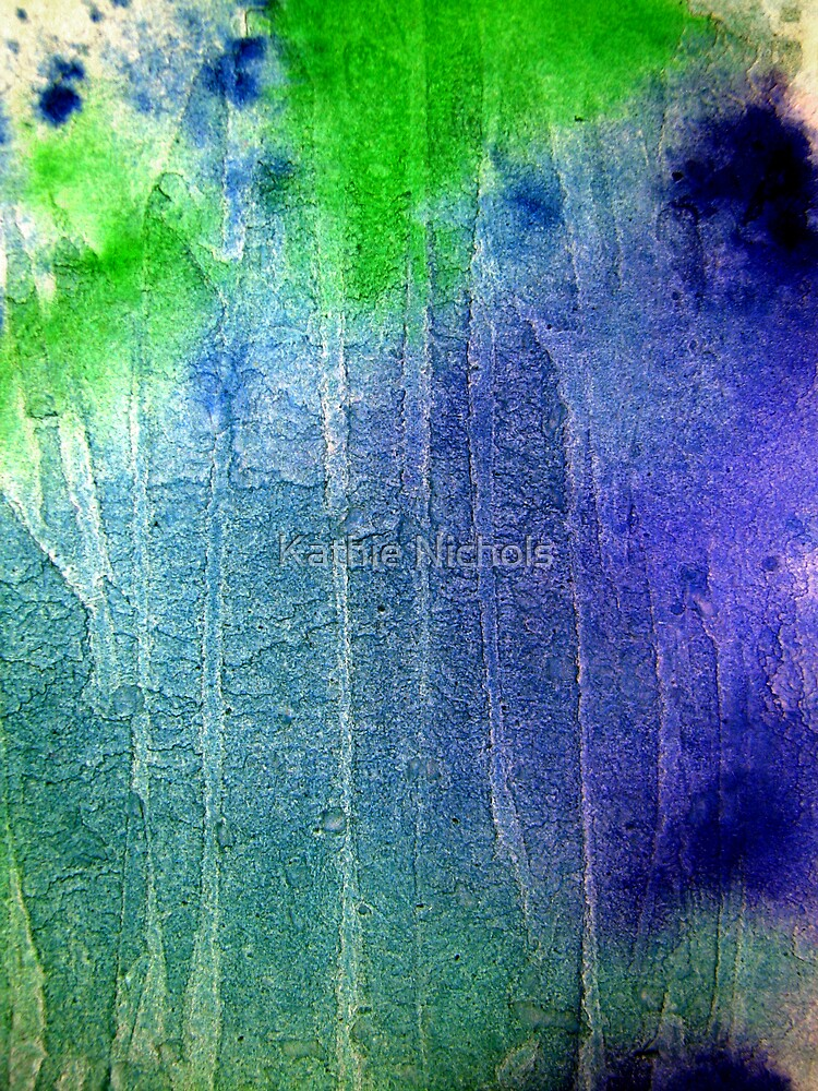 Rainforest Mist by Kathie Nichols
