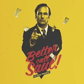 Better Call Saul Yellow by BenjiEasy