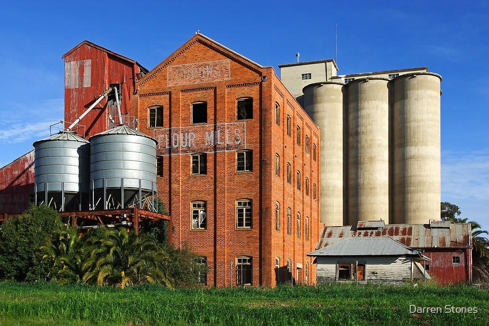 Corowa Flour Mill by Darren Stones