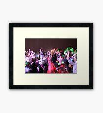 Crave the Rave Framed Print