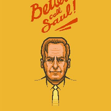 Better Call Saul Pixel by BenjiEasy