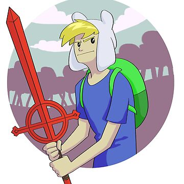 Adventure Time Finn by stormthief19
