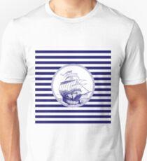 Marine - ship Unisex T-Shirt