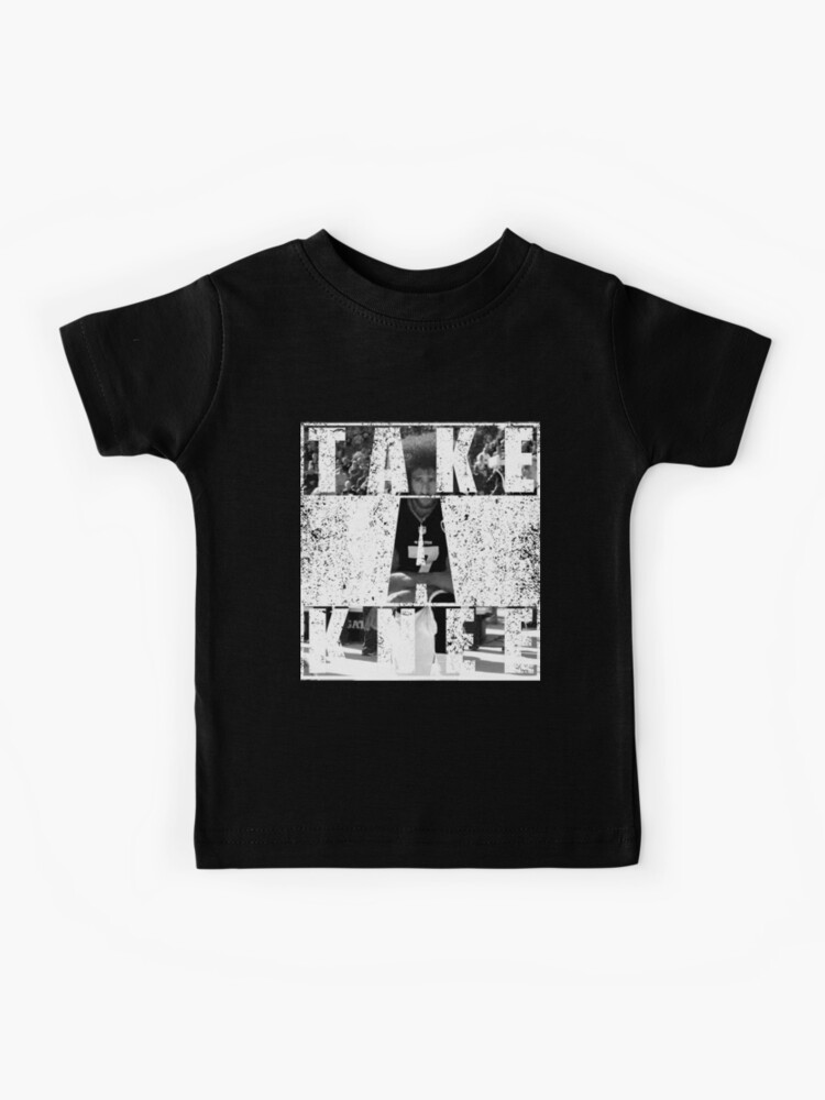 on sale b7d9b 6298e Take a Knee I'm With Kap 7 #imwithkap #takeaknee | Kids T-Shirt