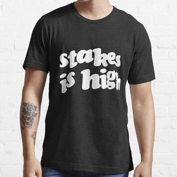 Stakes is High - De La Soul replica tour shirt Essential T-Shirt