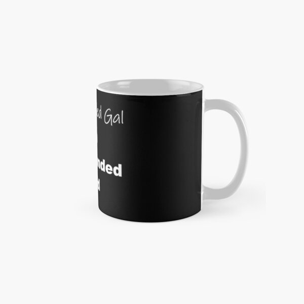 Left Handed Gal in a Right Handed World Classic Mug