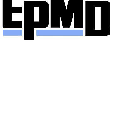 EPMD Unfinished Business LP PROMO REPLICA de TheJBeez