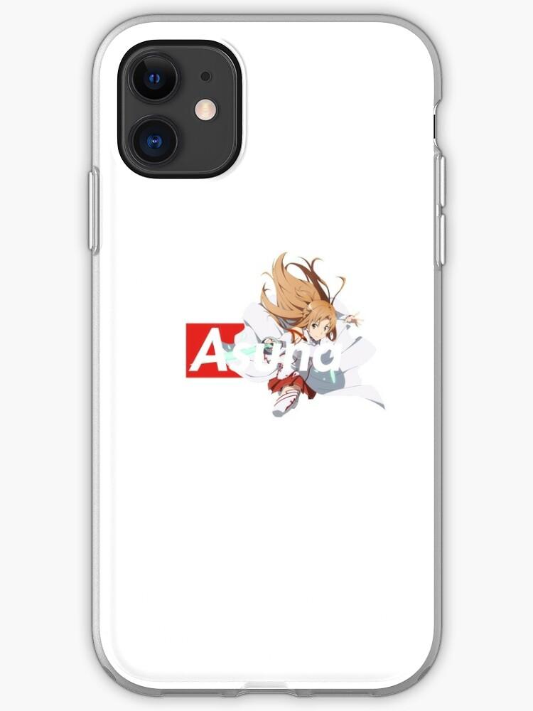 Yuuki Asuna Sword Art Online iphone case