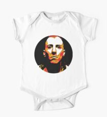 THE VOICE OF TOOL Short Sleeve Baby One-Piece