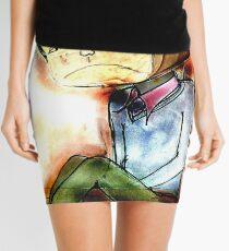 Bighead Mini Skirt