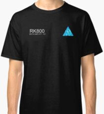 Connor RK800 Detroit Become Human  Classic T-Shirt
